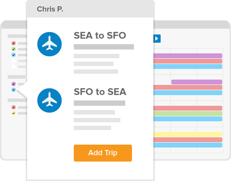 travel tracker individual at plan
