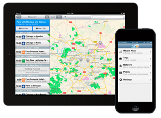 TripIt for iPad and iPhone
